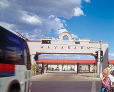 Alvarado Transportation Center