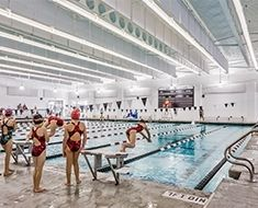 Belen Eagles Natatorium