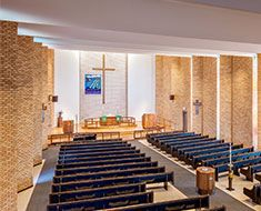 Christ Lutheran Chancel Improvements