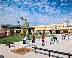 Travis 6th Grade Campus