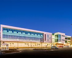 UNM Health Education Building, Phase 3, at the Domenici Center